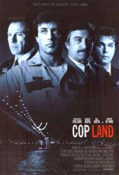 Cop Land movie poster [Sylvester Stallone, Robert DeNiro, Ray Liotta]
