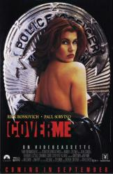 Cover Me movie poster [Courtney Taylor] 27x40