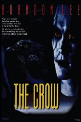 The Crow movie poster [Brandon Lee] 24'' X 36''