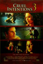 Cruel Intentions 3 movie poster (2004) 27x40 video poster