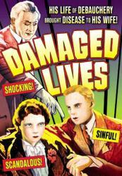 Damaged Lives movie poster [Edgar G. Ulmer/1933 V.D. film] 11'' X 17''