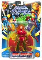 Marvel Universe: Dark Phoenix action figure (ToyBiz/1996) New