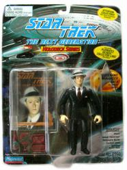 Star Trek The Next Generation: Lt Commander Data figure/1940s Attire