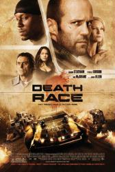 Death Race movie poster [Jason Statham/Tyrese Gibson/Joan Allen] 2008