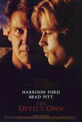 The Devil's Own movie poster [Harrison Ford & Brad Pitt] video poster