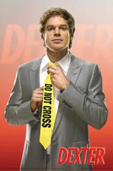 Dexter poster: Do Not Cross [Michael C. Hall] 24'' X 36'' poster
