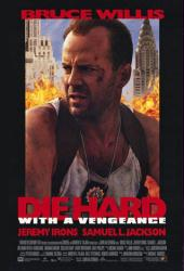 Die Hard With A Vengeance movie poster [Bruce Willis] video poster