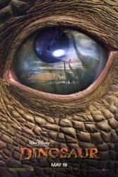 Dinosaur movie poster [Walt Disney] 27x40 original