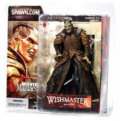Movie Maniacs Series Five: Wishmaster Djinn figure (McFarlane/2002)