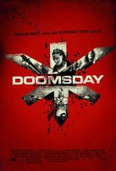Doomsday movie poster [Rhona Mitra] 27x40