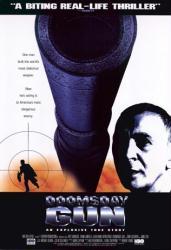 Doomsday Gun movie poster [Frank Langella] 27x40