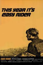 Easy Rider movie poster [Peter Fonda] 24'' X 36''