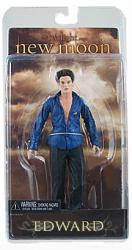 The Twilight Saga New Moon: Edward action figure (NECA/Reel Toys/2009)