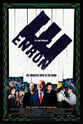 Enron: The Smartest Guys in the Room movie poster (2005) one-sheet