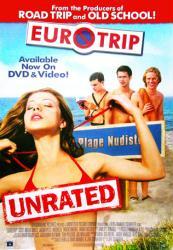 EuroTrip movie poster [Michelle Trachtenberg/Mechlowicz] video version