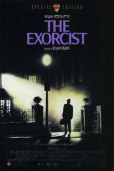 The Exorcist movie poster [25th Anniversary] 27'' X 40''