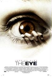 The Eye movie poster [2008] original 27x40 one-sheet