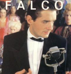 Falco poster: Falco 3 vintage LP/Album flat