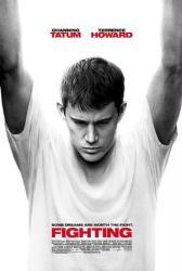 Fighting movie poster [Channing Tatum] 27x40 original
