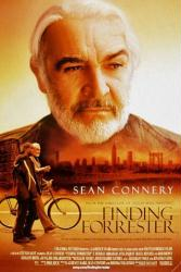 Finding Forrester movie poster [Sean Connery & Rob Brown] Gus Van Sant