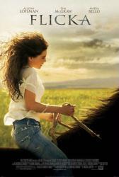 Flicka movie poster (2006) [Alison Lohman] 27x40