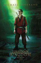 The Forbidden Kingdom movie poster [Michael Angarano as The Traveler]