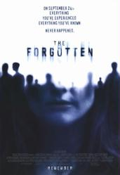 The Forgotten movie poster [Julianne Moore] 27x40