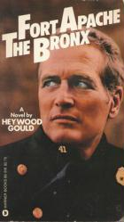 Fort Apache The Bronx [Paul Newman] (Paperback Book/1981) Movie Tie-In