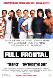 Full Frontal movie poster [David Duchovny, Julia Roberts] 26x40