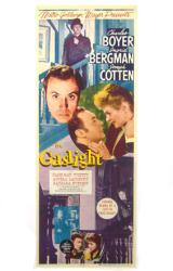Gaslight movie poster (1944) [Charles Boyer, Ingrid Bergman] 11x17