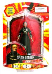 Doctor Who Series 1: Gelth Zombie figure (Underground Toys/2007) VG