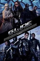 G.I. Joe The Rise of Cobra movie poster [Channing Tatum/Marlon Wayans]