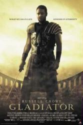 Gladiator movie poster [Russell Crowe] Ridley Scott (27'' X 39'')