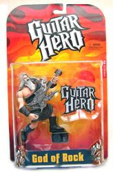 Guitar Hero: God of Rock action figure (McFarlane/2007)