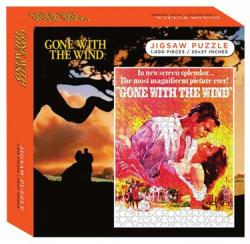 Gone With the Wind jigsaw puzzle [Clark Gable/Vivien Leigh] 1000 piece