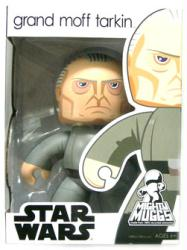 Star Wars [Mighty Muggs] Grand Moff Tarkin figure (Hasbro/2008) New