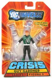 DC Universe [Crisis] Guy Gardner action figure (Mattel/2008) New