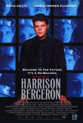 Harrison Bergeron movie poster [Sean Astin] 27x40 video poster