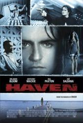Haven movie poster [Orlando Bloom, Anthony Mackie, Bill Paxton] 27x40