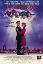 Heart and Souls movie poster [Robert Downey Jr & Elisabeth Shue] video