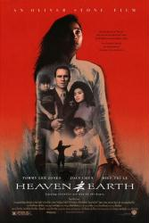 Heaven & Earth movie poster [Tommy Lee Jones & Joan Chen] Oliver Stone
