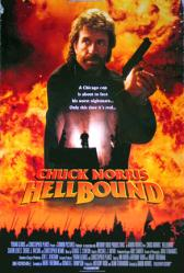 Hellbound movie poster [Chuck Norris] 27x40 video poster