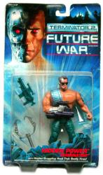 Terminator 2 [Future War] Hidden Power Terminator figure (Kenner/1992)