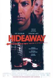 Hideaway movie poster [Jeff Goldblum/Alicia Silverstone] video version