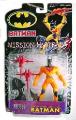 Batman Mission Masters 3: Highwire Zip-Line Batman figure (Hasbro)
