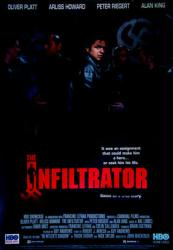The Infiltrator movie poster [Oliver Platt] 27x39 video poster