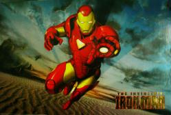 The Invincible Iron Man poster (30'' X 20'' Poster) New