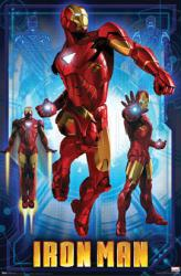 Iron Man 2 movie poster: Iron Man Mark VI (22 1/4'' X 34'' poster)