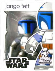 Star Wars [Mighty Muggs] Jango Fett figure (Hasbro/2008) New