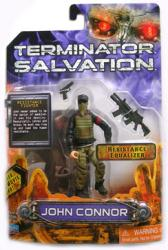Terminator Salvation: 3 3/4'' John Connor figure (Playmates/2009)